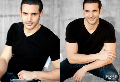 Model: Anton Cordero