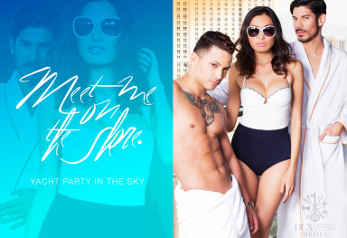 Yacht Party Summer Shoot