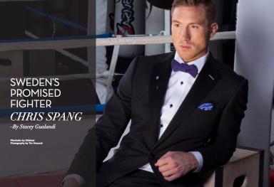 Model: Chris Spang