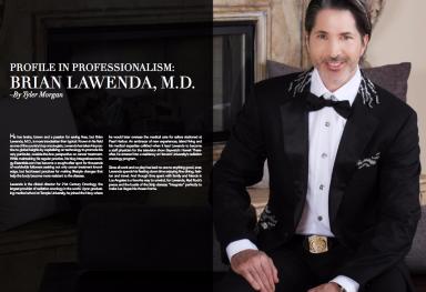 Brian Lawenda M.D.