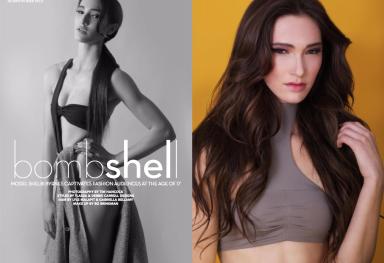 Bombshell: Shelbi Byrnes